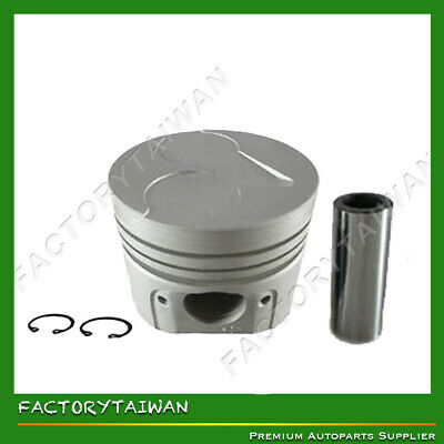 Piston Set STD 76mm for Kubota V1405 (100% Taiwan Made)