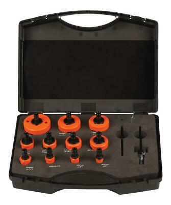 HM hartmetall-lochsägen-set industrial-kit multiusos TCT sierra