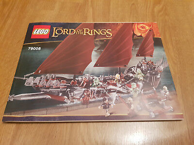 Lego The Lord Of The Rings Lord Of The Rings 9474 Building