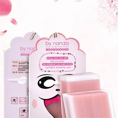BY NANDA Double-sided Narrow Double Eyelid Sticker Eyes Tapes Waterproof Makeup