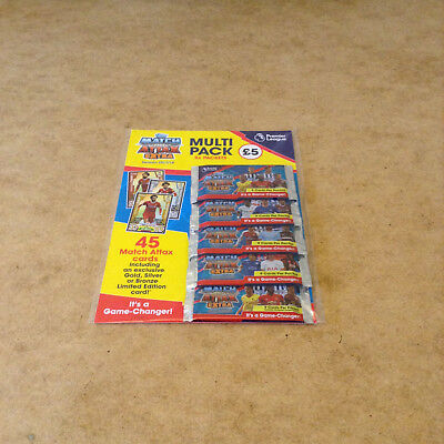 Match Attax Extra Premier League 2017/18 Trading Card Multi Pack 45 Cards New
