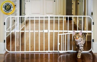 Baby Adjule Extra Wide Walk Carlson Pet Safety Gate