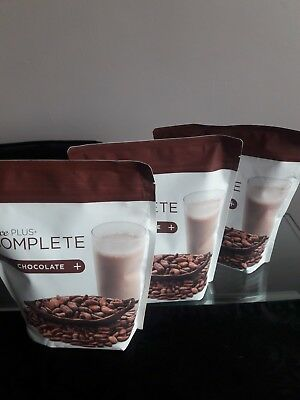 juice plus shake ×1 pouch meal replacement