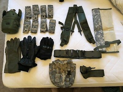 Lot Military Surplus Gear