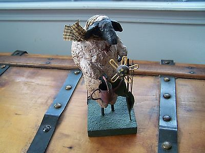 Primitives by Kathy Gloria Bowlin Collection reproduction sculpture