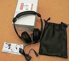 Range Rover Sport, Discovery 3 & Discovery 4 In Car DVD Headphones - XQF500060