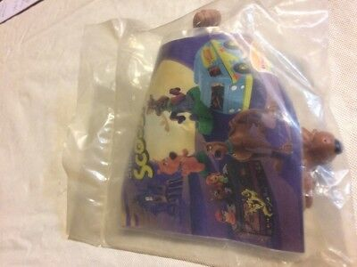 Vintage Burger King  1996 Cartoon Network Kids Meal Toy Scooby Doo