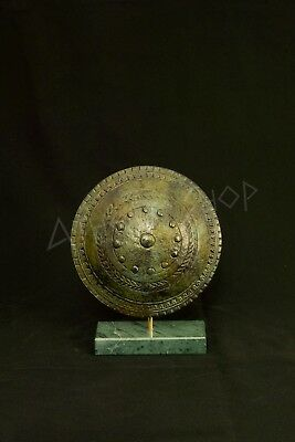 Ancient Greek Bronze   Shield  (Small Size)