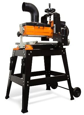 """WEN 65910 10.5A 10"""" Drum Sander with Rolling Stand and Variable Speed Conveyor"""