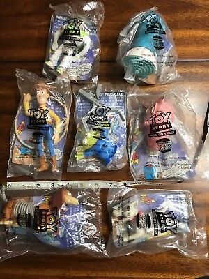 Burger King's Toy Story Toys