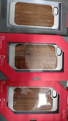 Quirky Slim Wooden Case iPhone 5 Pli bulk lot