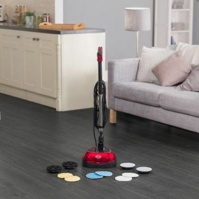 New Floor Buffer Polisher Machine Scrubber Burnisher Electric Cleaner