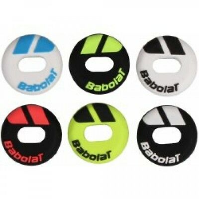 1 x Babolat Custom Damp (2017) Vibration Dampener - Choice Of Colours - Free P&P