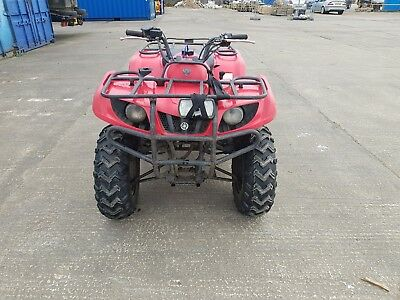 Yamaha Grizzly 350 2008 2WD