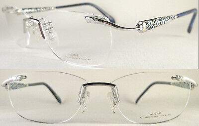 Stylish Handmade Neostyle Ladies Optical Frame, Lightweight, Metal, Multicolor`