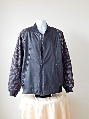 d11abaf6caa4a4 NWT  220 Men s NIKE Jordan Retro JUMPMAN AJ Flight Member Jacket 706724-010  XL