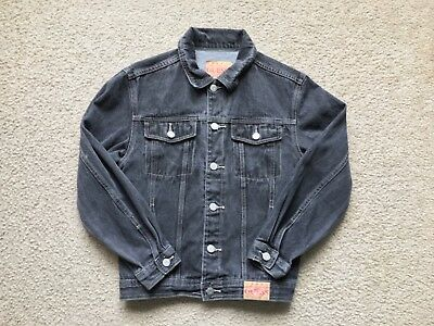 Youth Guess Jean Jacket Size Medium 12/14