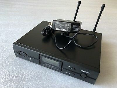 Audio For Video 1704 Audio Technica Atw-r2100 Receiver