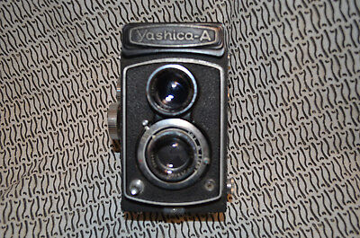 Vintage Yashica-A Camera from the 1950's