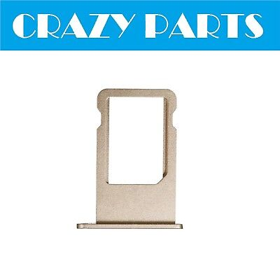 For iPhone 5 5S 6 6S 7 Plus Sim Card Tray Holder Slot Replacement