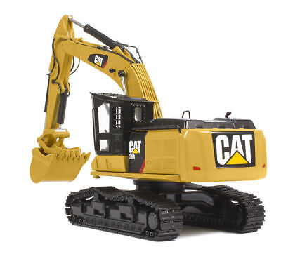 Caterpillar 1/50 CAT TR40003 Tractor 568LL Alloy Diecast Vehicles Yellow Thumbs