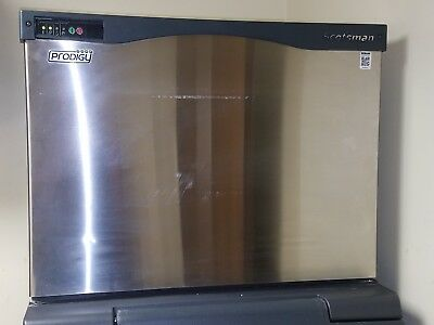 Used scotsman 530 lb water cooled ice machine
