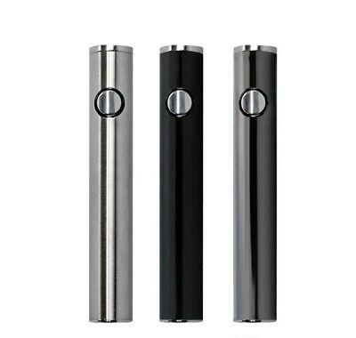 510 Vape Battery, Micro USB Charge, 3 variable voltages, 650 Mah power, Discreet