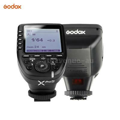 Godox XPro-S 2.4G TTL HSS Flash Trigger Transmitter for SONY A7II A77 A99 Camera