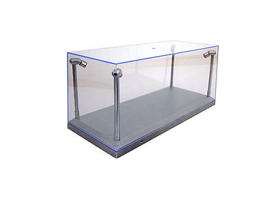 1/18 Scale Led Display Case With 4 Adjustable Lights 35 X 15 X 16 Cm (T9-189922)