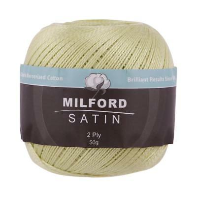 NEW Milford Satin 50 g By Spotlight