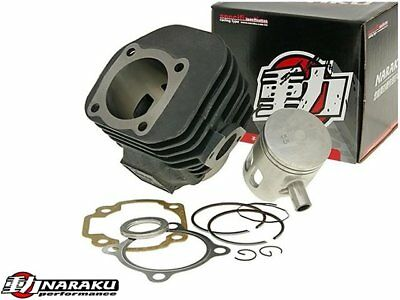 Naraku 124ccm Performance Cylinder and Piston Kit - Yamaha Aerox BWs 100cc