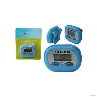 LCD Pedometer Step Walking Jogging Hiking Calorie Counter Distance Fitness (UK
