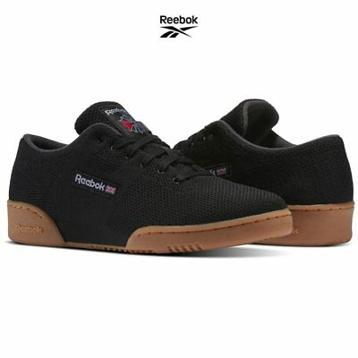 9f249b7fd1c5 Reebok Classics Workout Clean OG Ultraknit Casual Sneakers Shoes BS5260  SZ4-12.5