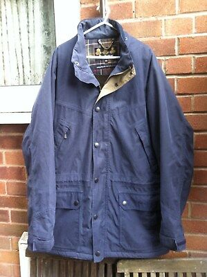 Barbour T701 FULBOURNE jacket waterproof & Breathable size XXL