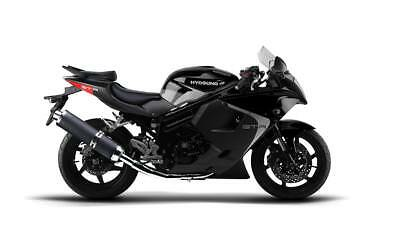 Hyosung GT650 650cc R Supersport motorcycle sportsbike