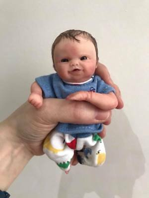 OOAK handsculpted polymer clay** Baby Martin ** by Phil Donnelly