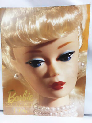 NEW BARBIE Collectibles 1996 Color Doll CATALOG