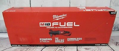 """Milwaukee 2709-22 M18 FUEL SUPER HAWG 1/2"""" Right Angle Drill-TOOL ONLY"""