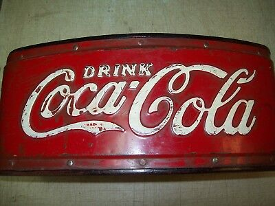 Vintage Coca Cola Stadium Vendor -  Carrier, Original Coke Carrier