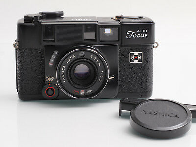 YASHICA AUTO FOCUS mit - with  2,8 / 38 mm    (FF07309)