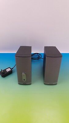BOSE Companion 2 Series II Computer Multimedia Speakers  #BC2si