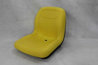 """Yellow Seat Fits John Deere 5105 & 5205 Farm Tractors  """"Made In Usa """" #Bv"""