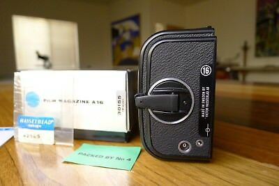 Hasselblad A16 Matched 501 503 555 503Cw 501 501Cm Swc 903 Box Exc+++ Cla'd