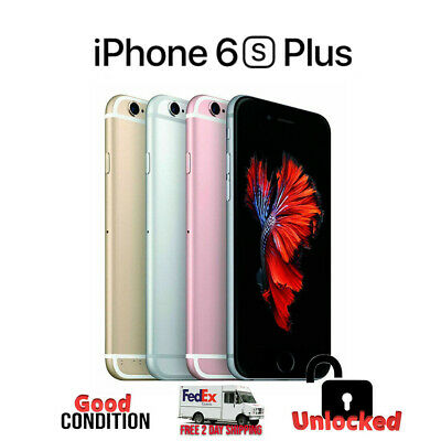 NEW Other Apple iPhone 6S Plus 64GB - Factory Unlocked - All Colors