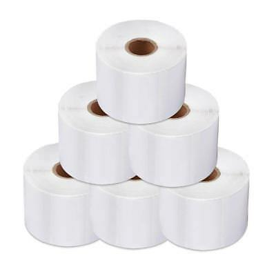 20 Rolls, 300 Labels per Roll DYMO-Compatible 30256 WHITE Shipping Labels