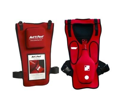 Act Fast Choking Vest - First Aid Training