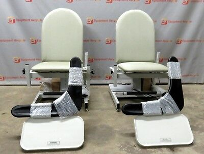 Winco 588 Power Designer Blood Drawing Chair Phlebotomy New Lot of 2