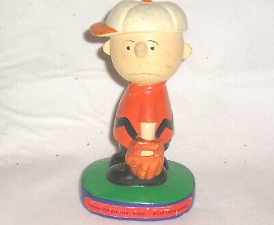 """1972 Charlie Brown Figure - """"I Made120 decisions today-All of them Wrong"""""""