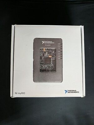 National Instruments NI myRIO 1900 Student Kit With Accessories - FREE FAST SHIP