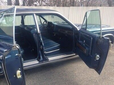 1968 Lincoln Continental  68 Lincoln Continental Survivor Garage Find!